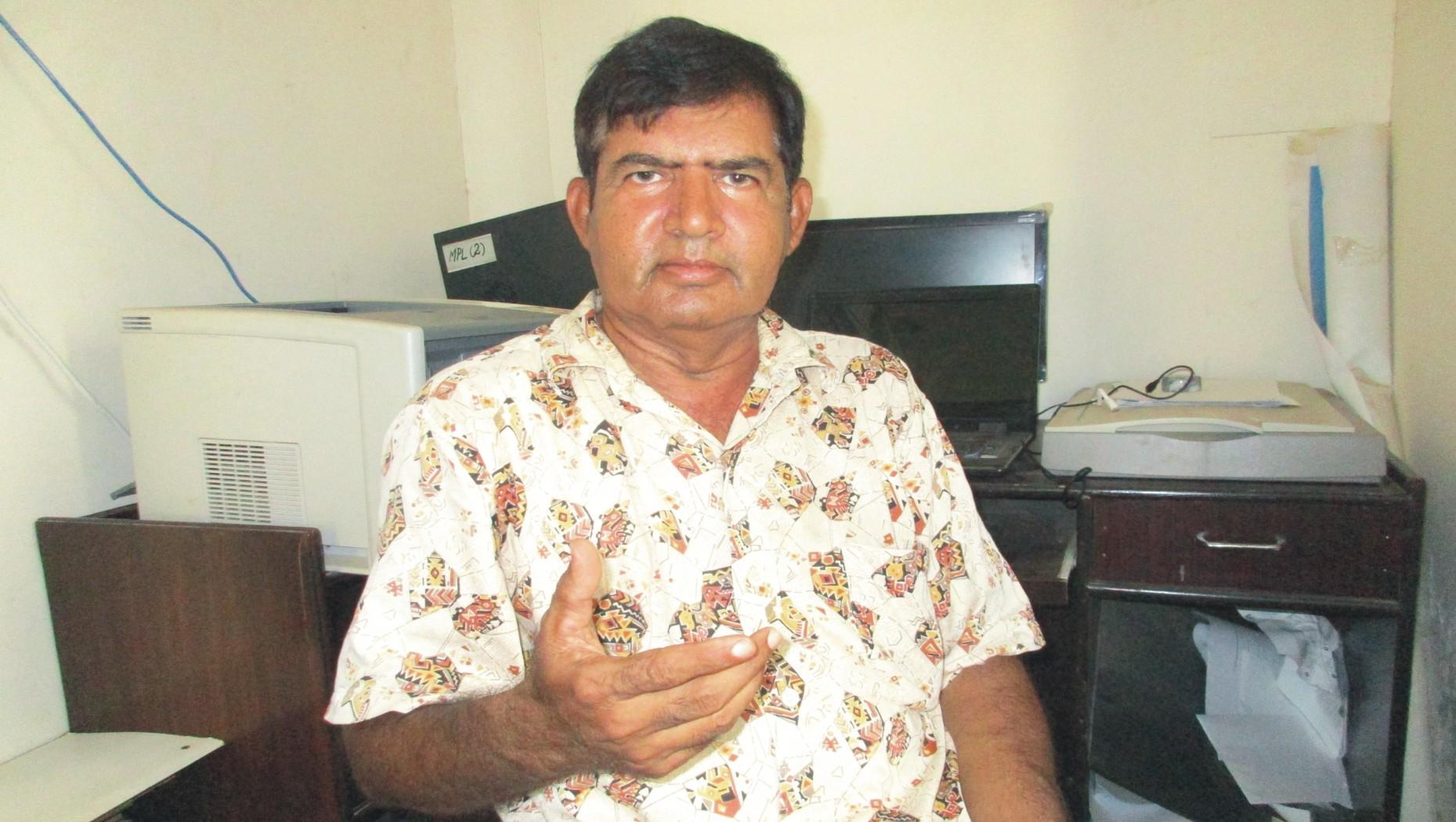 وہاڑی ادبی حوالے سے منفرد مقام رکھتا ہے: ریاض احمد سَرا