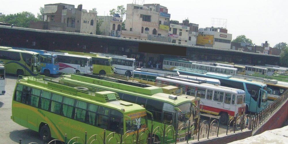 بورے والہ بس اڈے پر تجاوزات کی بھرمار اور ناقص سکیورٹی