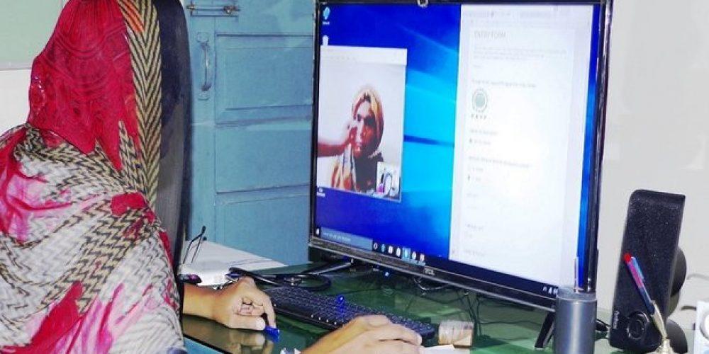 مریضوں کا علاج اب آن لائن