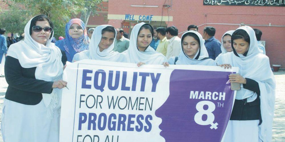 عورت کاجائیداد میں حصہ معاف نہیں کیا جا سکتا: سید نثار حسین