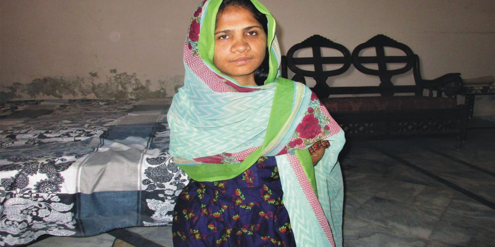 وہاڑی کی باہمت طالبہ: فرحانہ حنیف